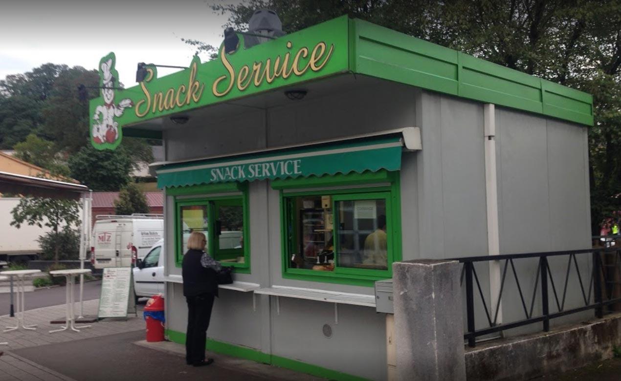 Snack Service